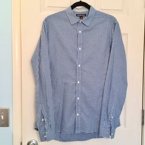 MICHAEL KORS Slim Fit Long Sleeve Shirt